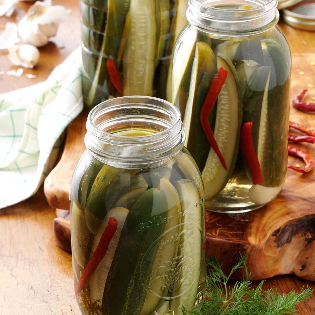 Grandma's Dill Pickles image