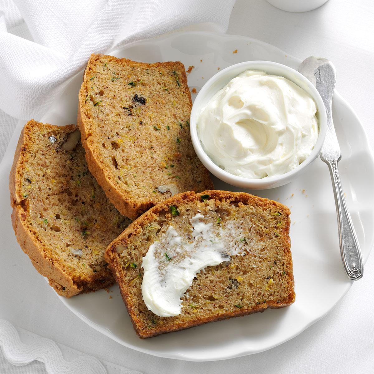 Zucchini Nut Bread image
