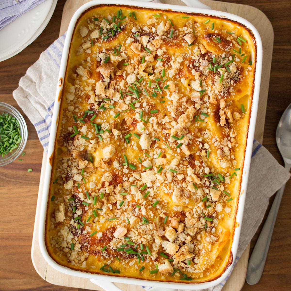 The Best Cheesy Scalloped Potatoes_image