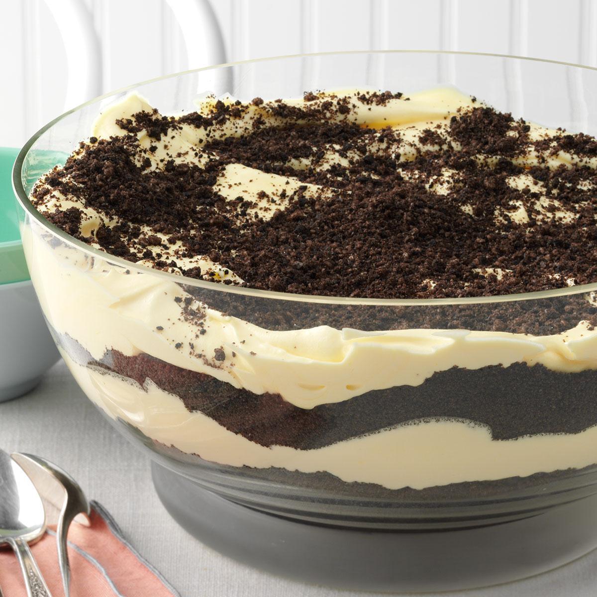 Pay Dirt Cake image