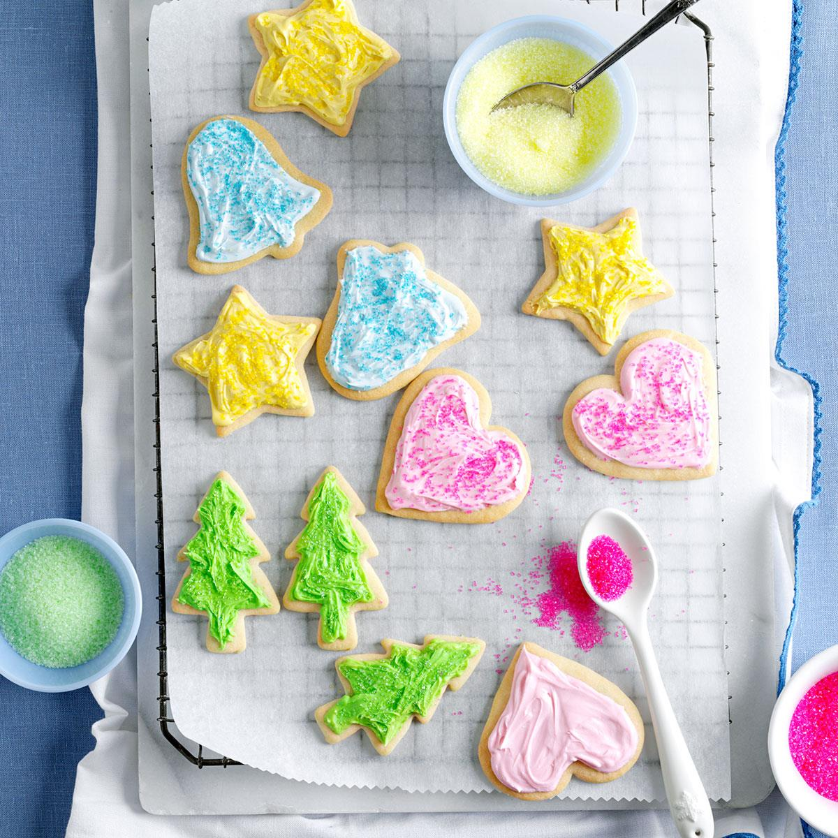 Deluxe Sugar Cookies image