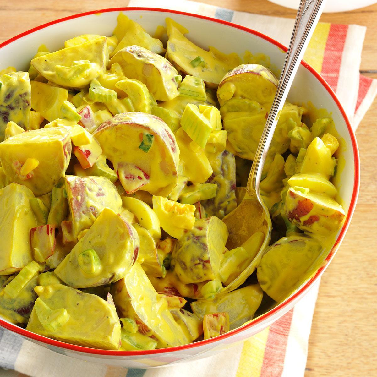 Best Potato Salad Recipe Mustard