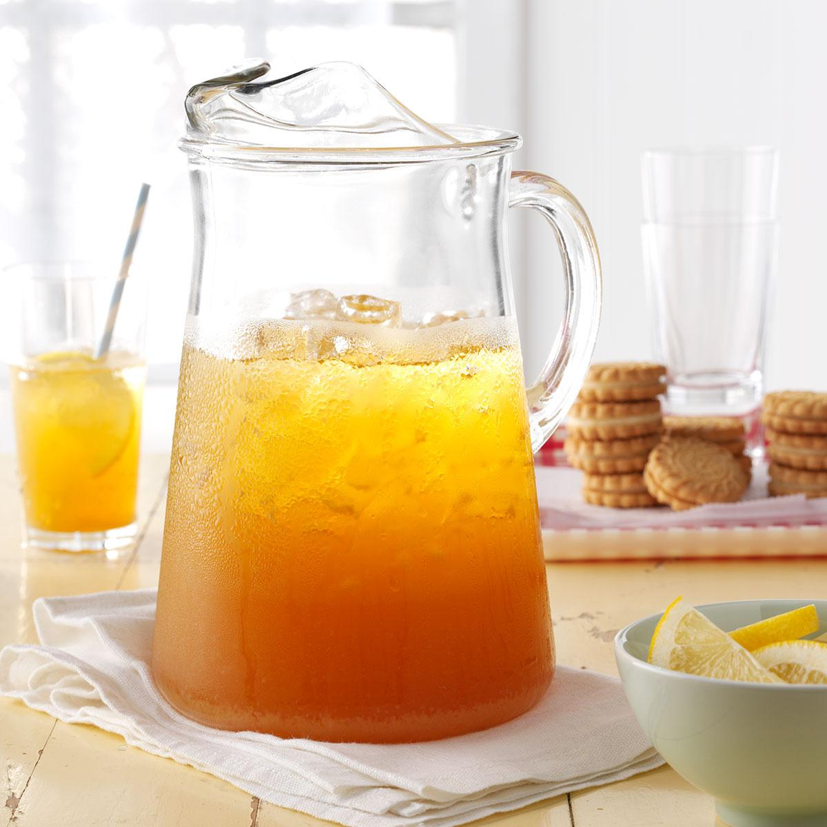 Lemonade Iced Tea Recipe How To Make It Taste Of Home