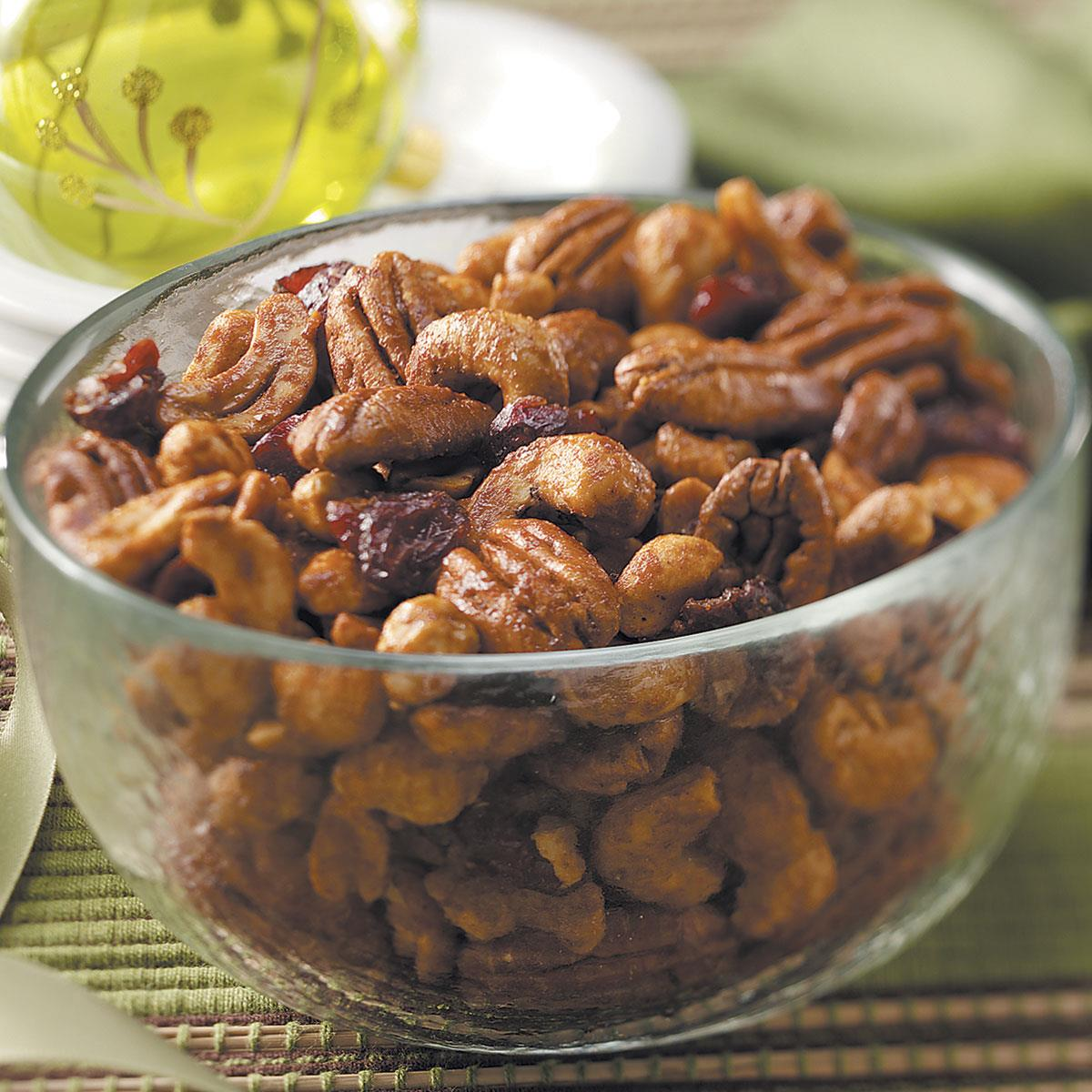 Contest-Winning Sugar 'n' Spice Nuts_image
