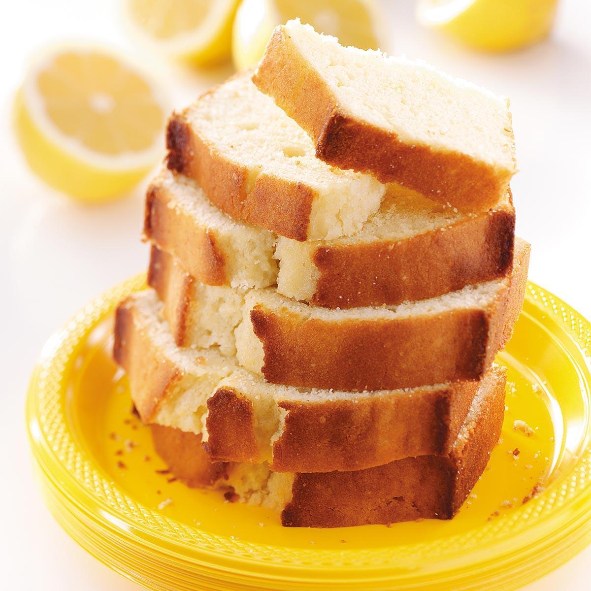 Lemon Bread Recipe Taste Of Home