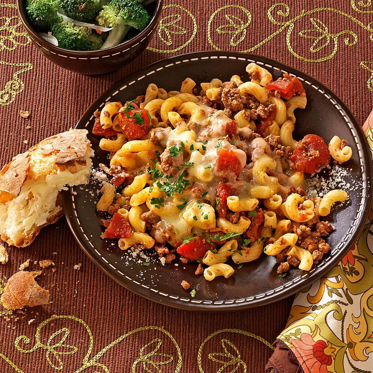 Stovetop Italian Macaroni_image