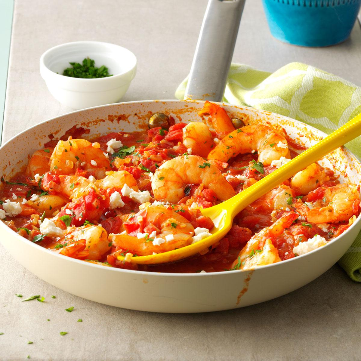It's almost the 11th hour; Joey Sending Petey to Beijing? Dash Makes its Debut – Try the Feta Shrimp