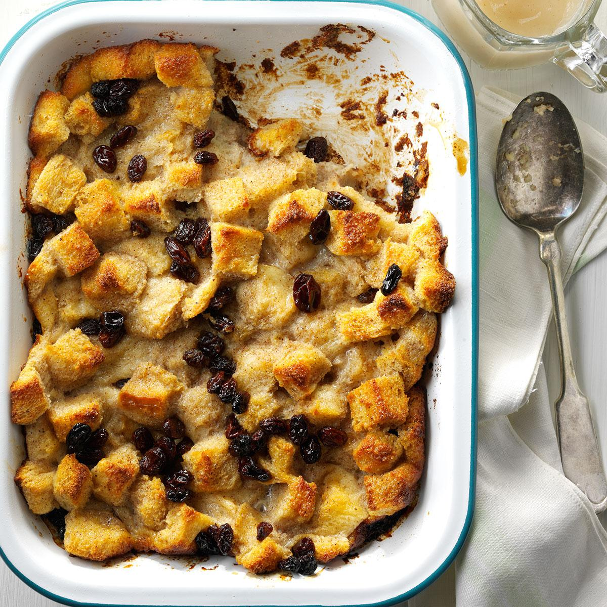 Bread Pudding with Nutmeg image