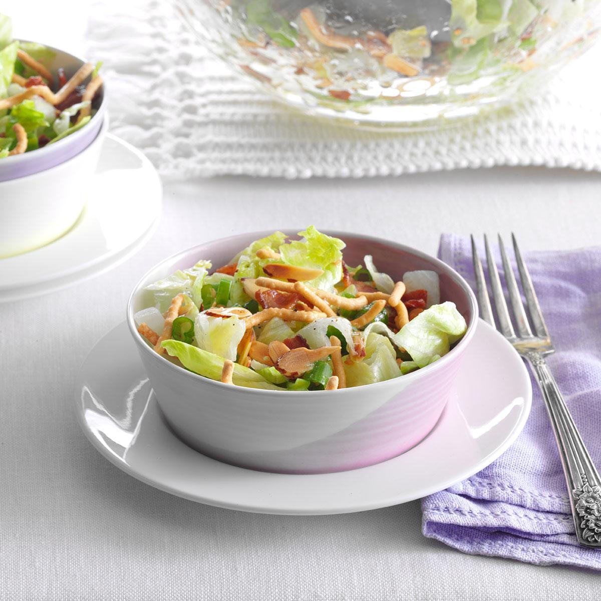 Crunchy Tossed Salad image