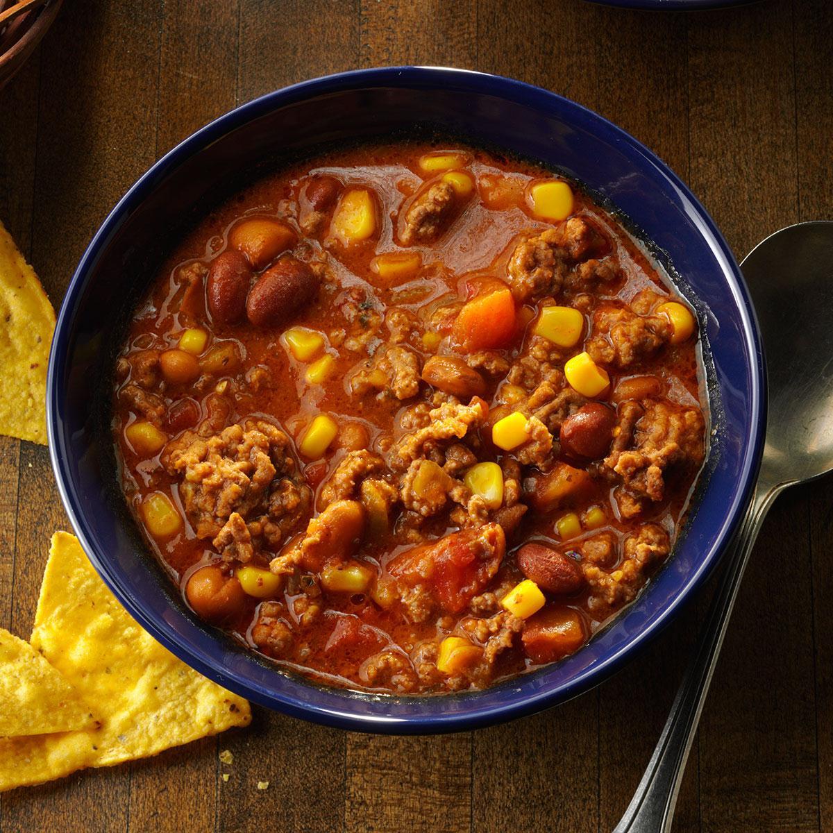 Simple Taco Soup_image