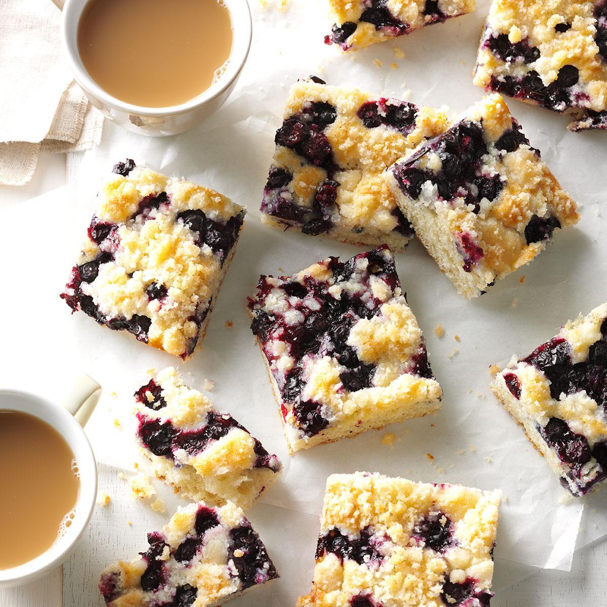 Blueberry Kuchen Recipe Taste Of Home