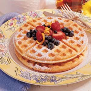 Waffles From Scratch image
