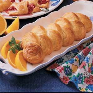 Orange Pull-Apart Bread image