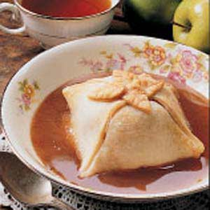Favorite Apple Dumplings image
