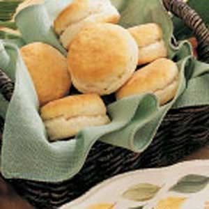 Crusty Dinner Biscuits image