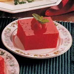 Applesauce Gelatin Squares image