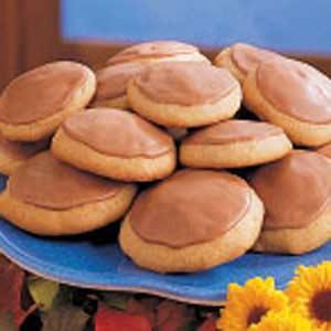 Chocolate Maple Cookies