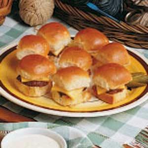 Mini Hamburgers image