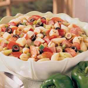 Marinated Italian Pasta Salad image