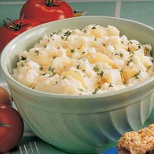 Onion Mashed Potatoes image