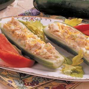 Cucumber Tuna Boats image