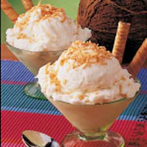 Coconut Ice Cream image