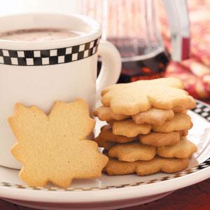Maple Sugar Cookies image
