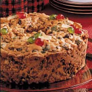 Holiday Fruitcake_image