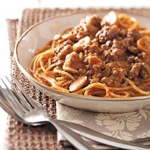 Easy-Does-It Spaghetti