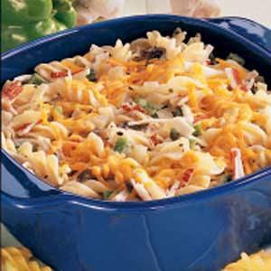Pasta Crab Casserole image