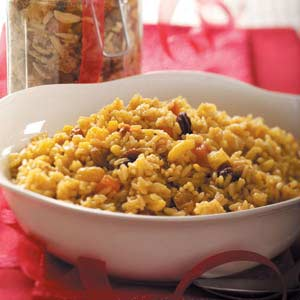 Curried Rice Mix image