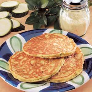Contest-Winning Zucchini Pancakes image