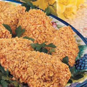 Crunchy Baked Chicken image