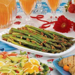 Chilled Marinated Asparagus image