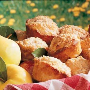 Apple Cinnamon Streusel Muffins_image