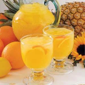 Sunny Citrus Cooler