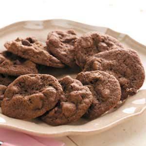 Double Chocolate Cookies_image