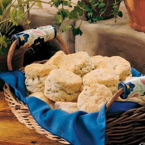Sour Cream 'n' Chive Biscuits image