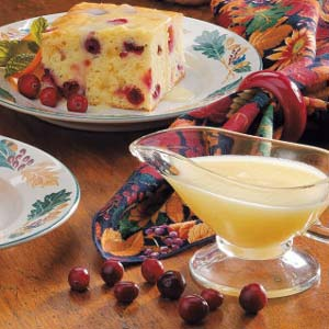 Cranberry Cake image