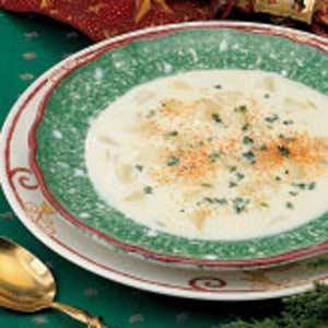 Cream of Potato Soup image