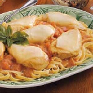 Creamy Tomato Chicken
