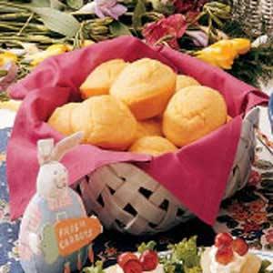 Yankee Corn Muffins