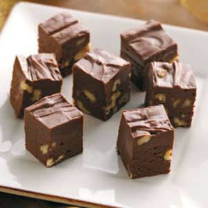 Mamie Eisenhower's Fudge image