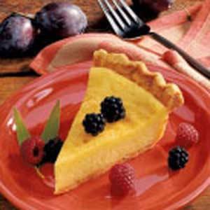 Fantastic Flan Pie