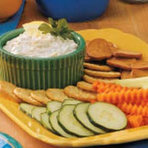 Cream Cheese Clam Dip image