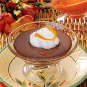 Orange Chocolate Mousse image