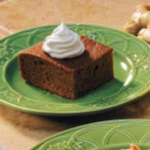 Gingerbread Cake image