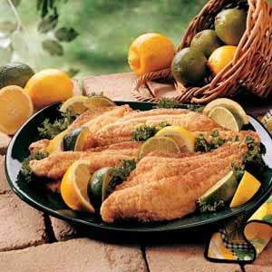 Golden Catfish Fillets image