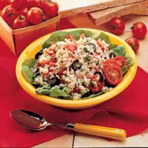 Summer Rice Salad image