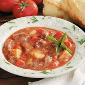 Easy Oven Beef Stew image